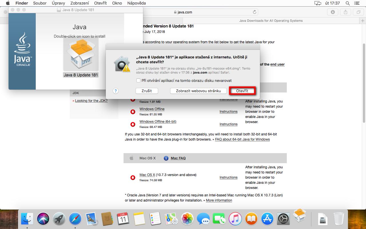 Install jdk 8 on mac os x | Install Java SE 7 / JDK 1 7 on Mac OS X